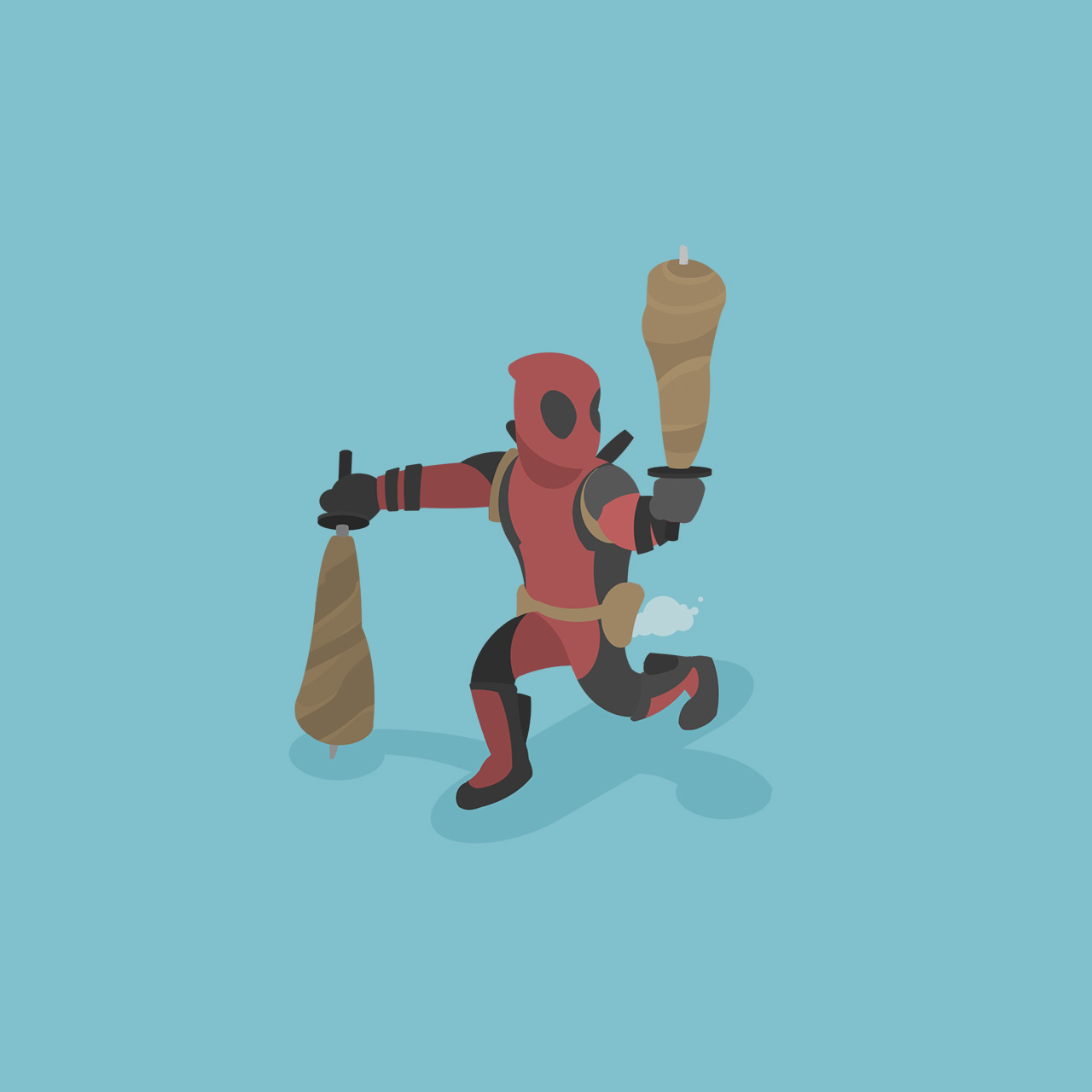 Deadpool's character